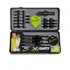 Angel Sports Michael van Gerwen XQ darts giftset