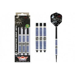 Darts Phantom Grip 80% met Softtip 18 gram