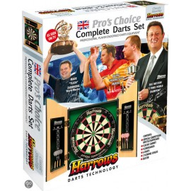 Harrows Pro's Choice Complete Dart Set