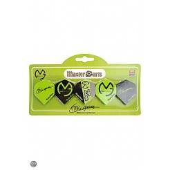 Masterdarts Michael van Gerwen dartflights 5 sets pak