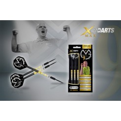 XQ Max Michael van Gerwen 'career slam' Dartpijlen 21 grams 90% Tungsten